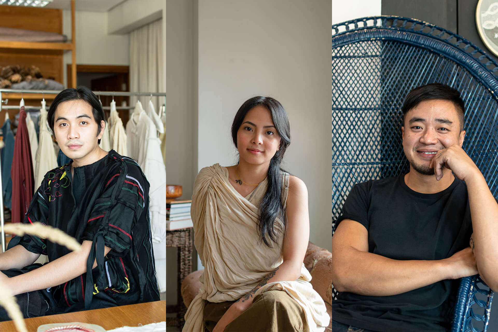We ask three leaders from the local fashion industry to help us understand the true meaning of circularity.