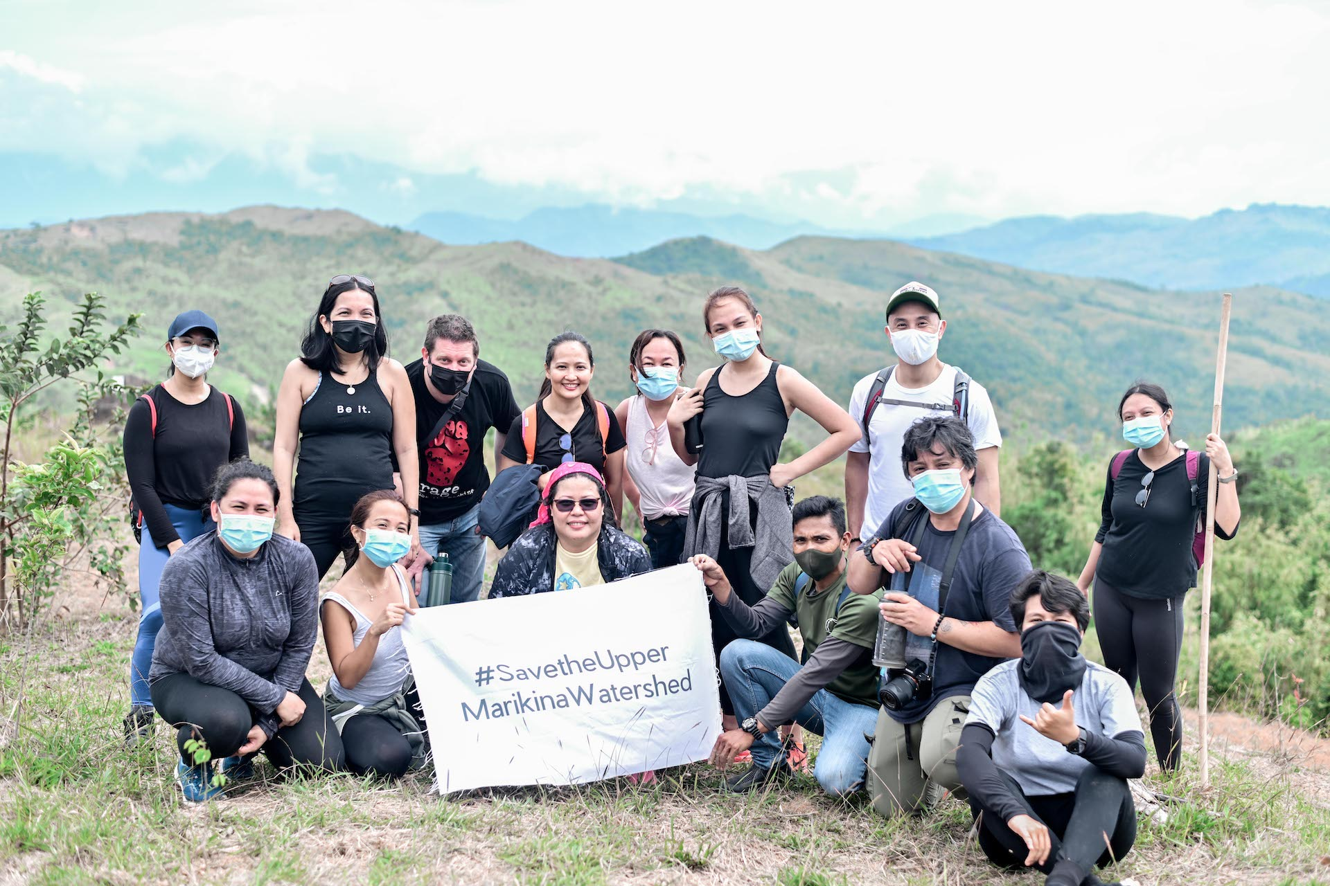 Masungi Georeserve conservation efforts to save the Upper Marikina Watershed