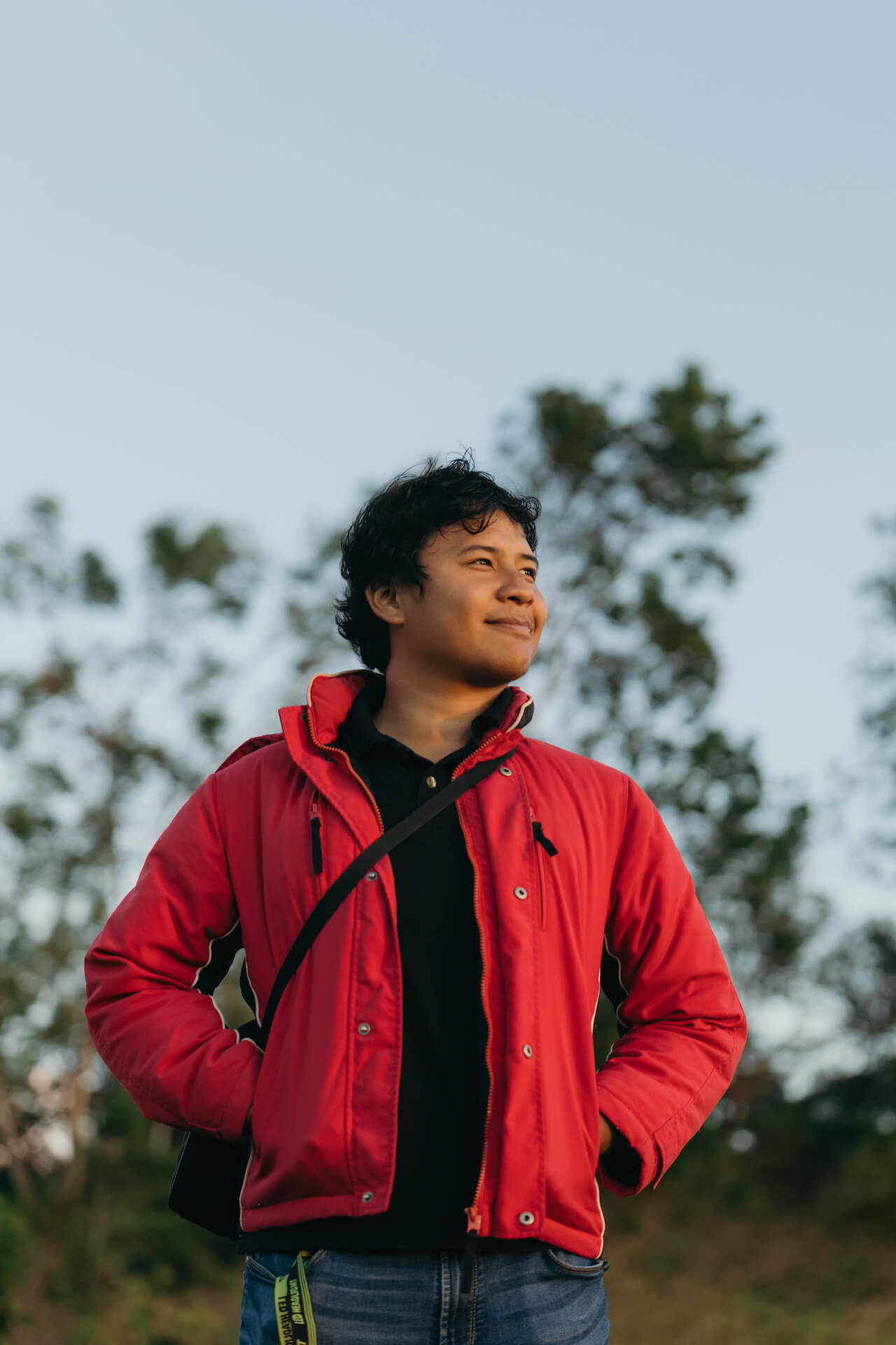 Khristian Dimacali of the Philippine Astronomical Society