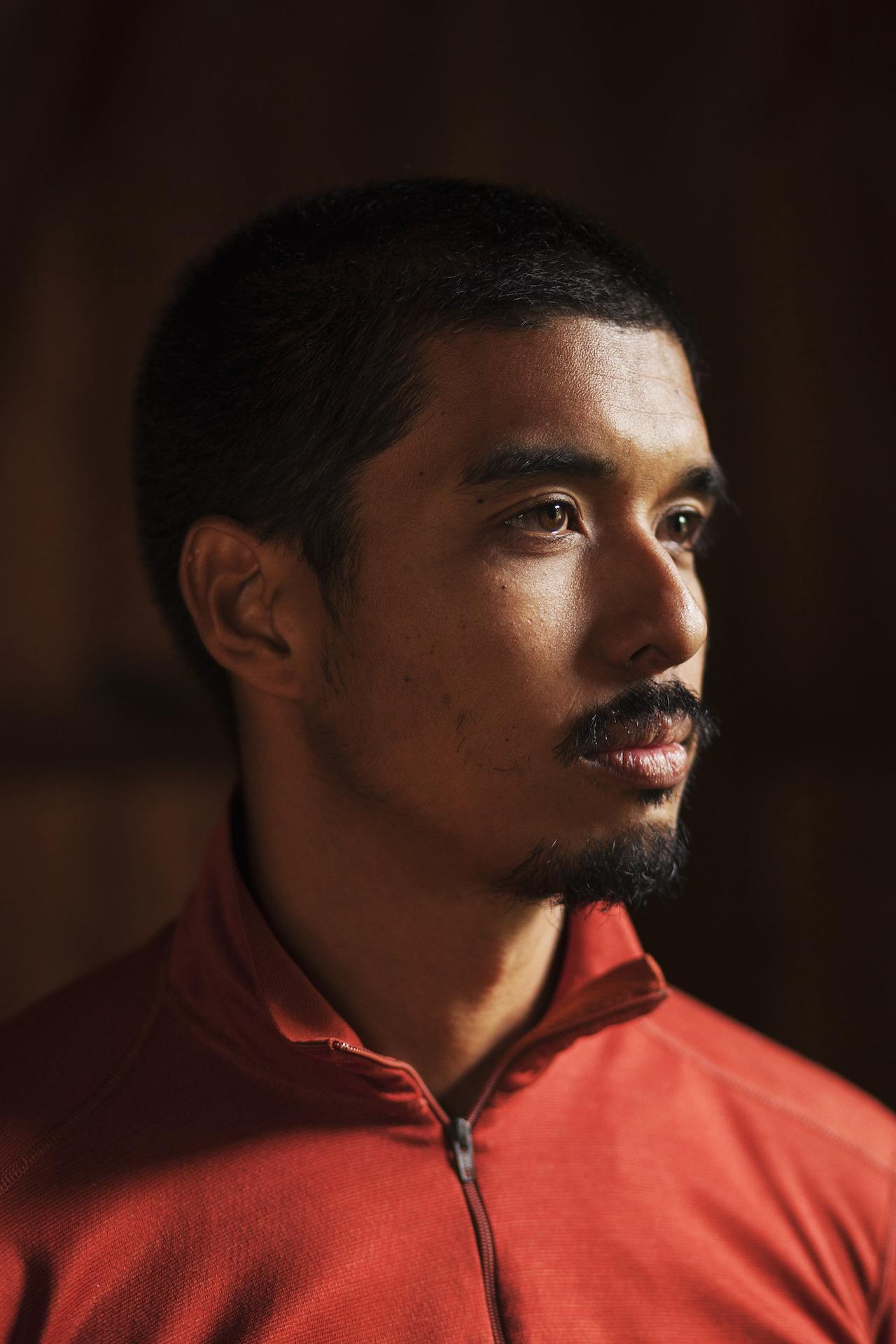 Portrait of JP Alipio