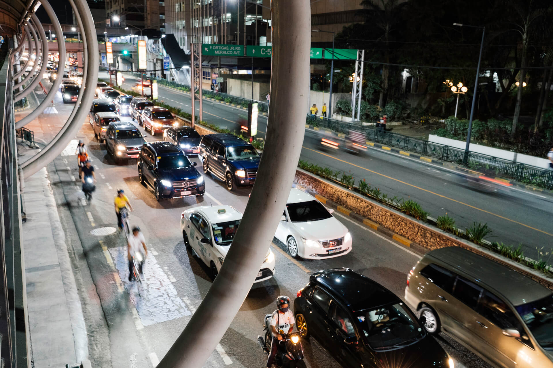 Amid Metro Manila's rush hour traffic, a small group of transport advocates are finding ways to reclaim their space on the road.
