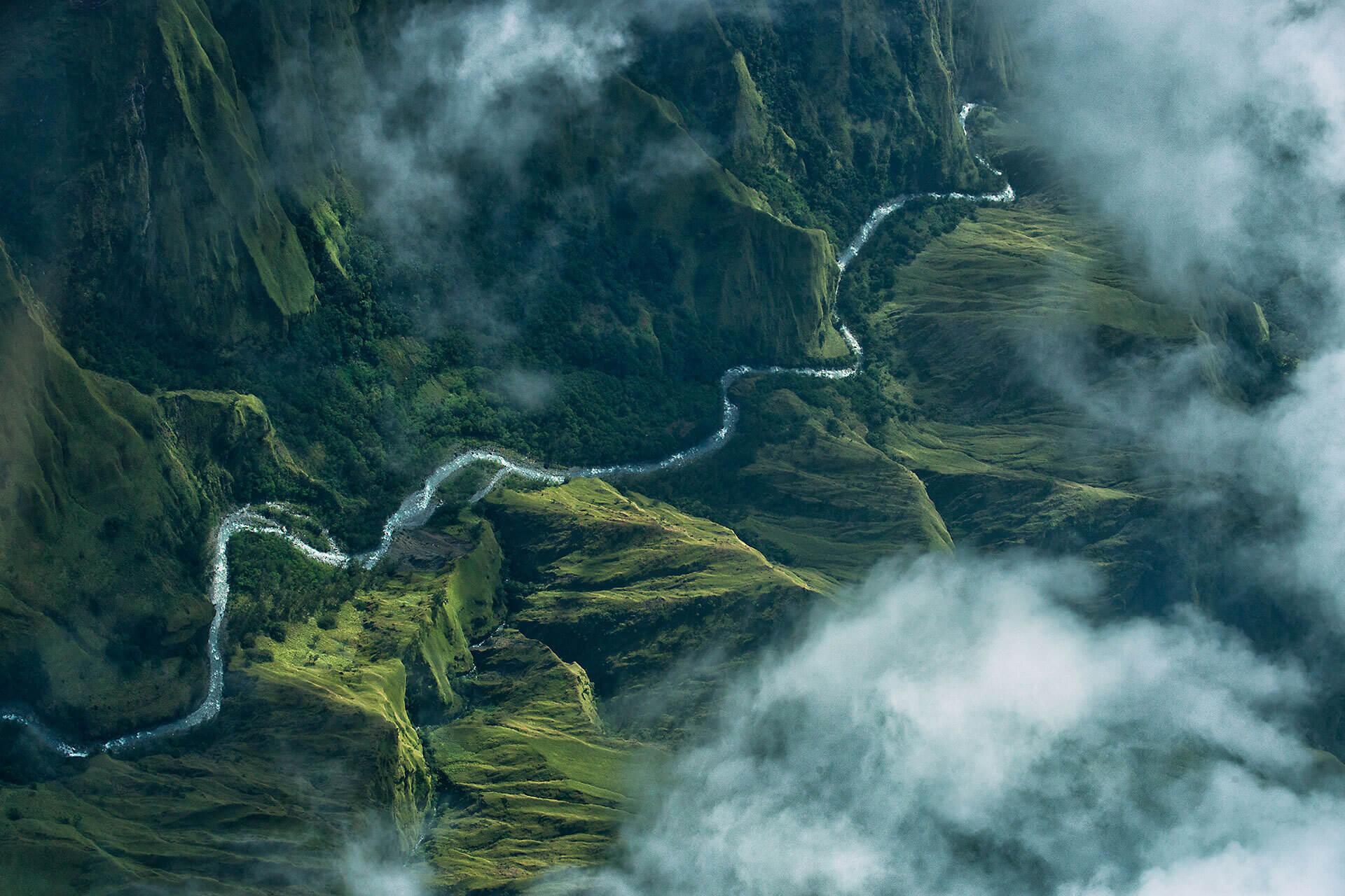Palawan river photo by Miguel Nacianceno
