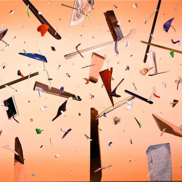 "Gary Ross Pastrana""Where Broken Parts Go VI"", 2020"