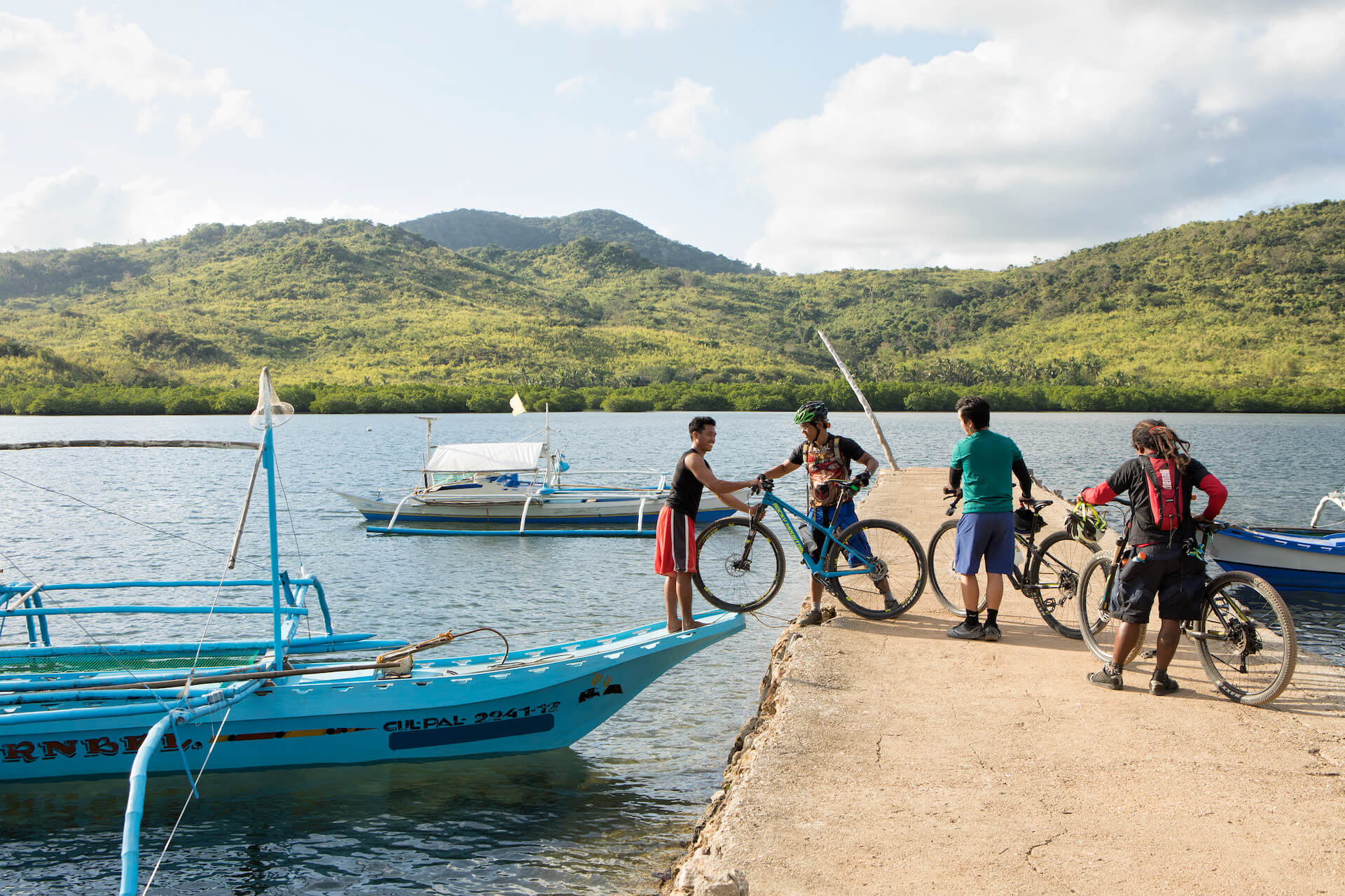 Can a tough bike tour around Palawan put a dent in our resident cyclist's love for his favorite pastime?