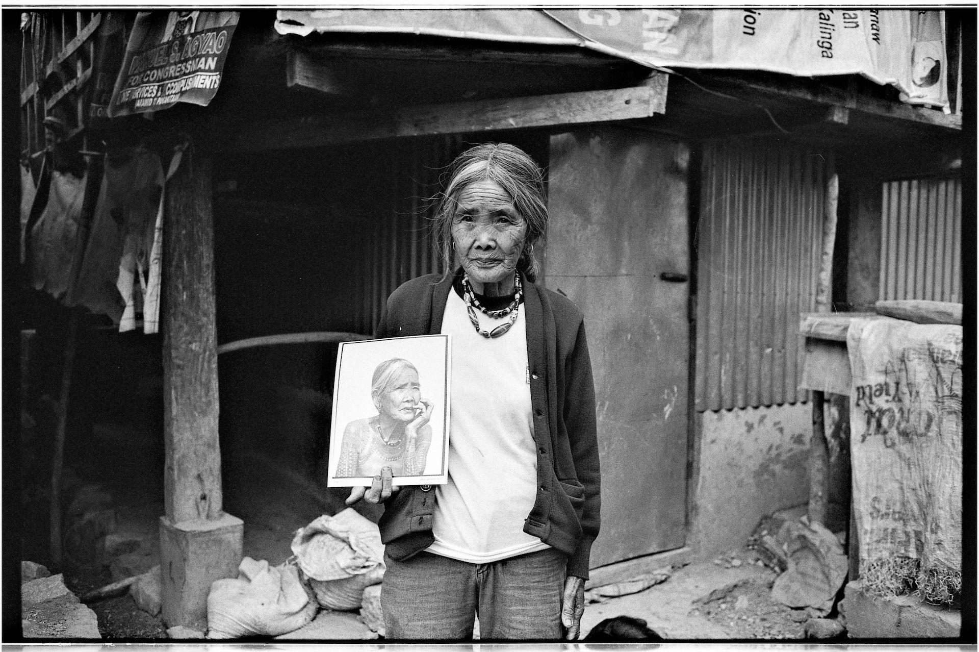 """The Last Tattooed Women of Kalinga"" is back on exhibit"