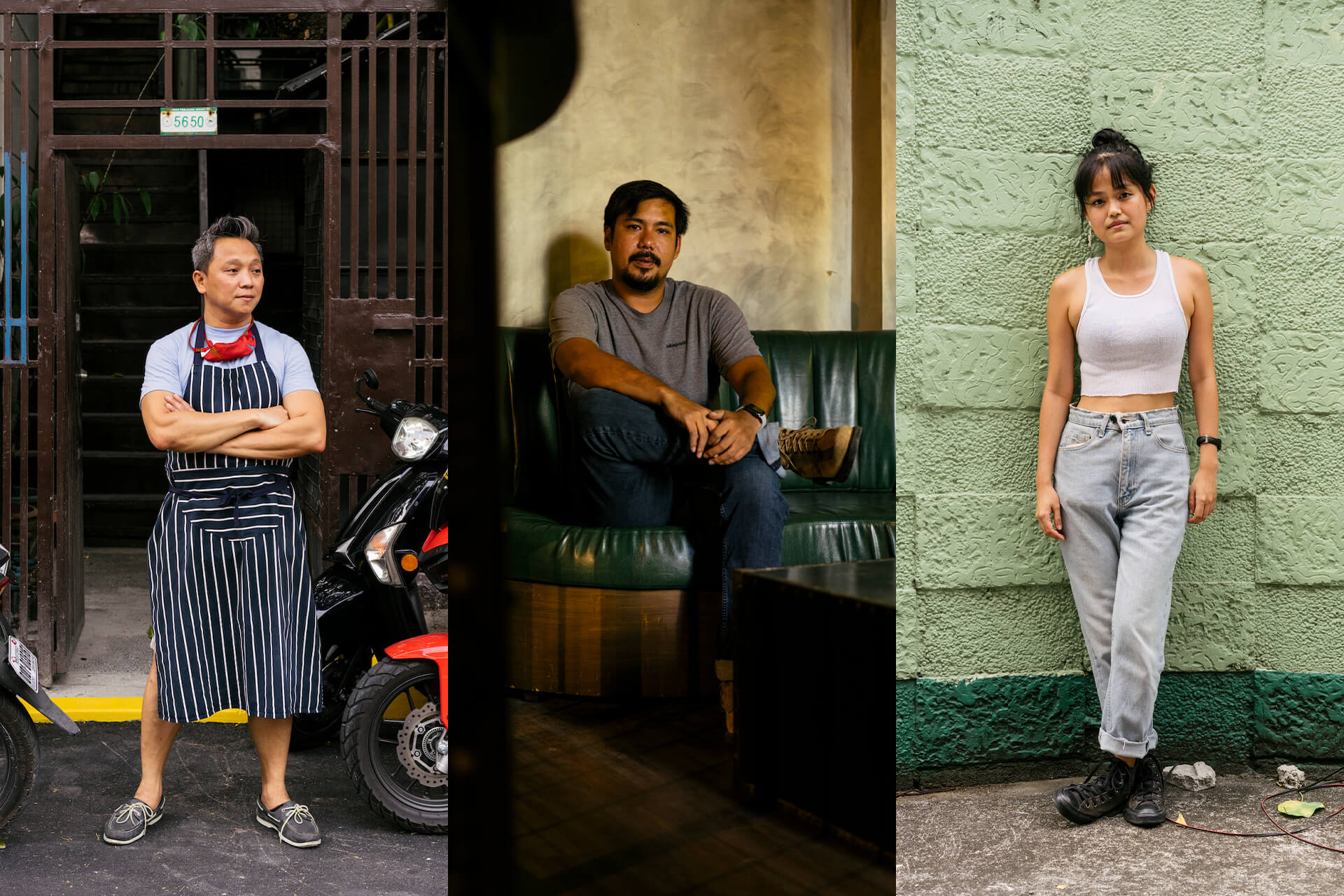 The soul of Makati's Poblacion is fired by entrepreneurs and small businesses; what happens when the night out ends?