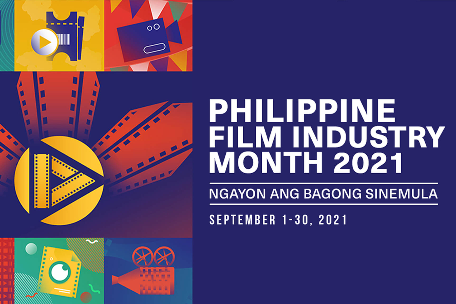 Catch free screenings of beloved and brand new Filipino films as we celebrate the first Philippine Film Industry Month!