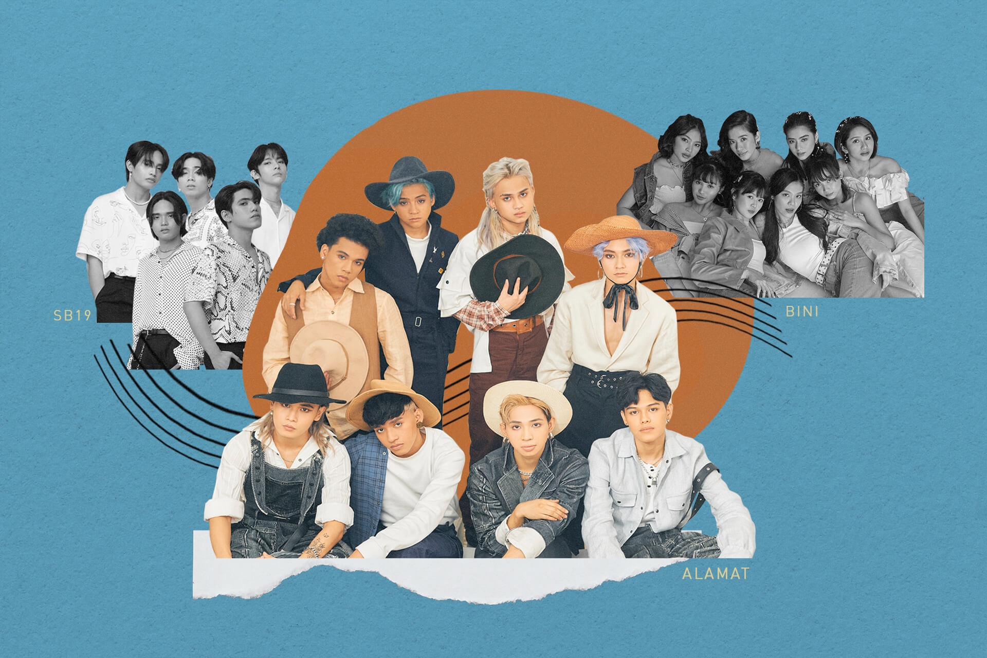Pinoy Pop is an emerging music genre that excites audiences with unique sounds and explosive performances. But can it be counted among the waves of K-Pop's influence, or does it belong in the roster of OPM?