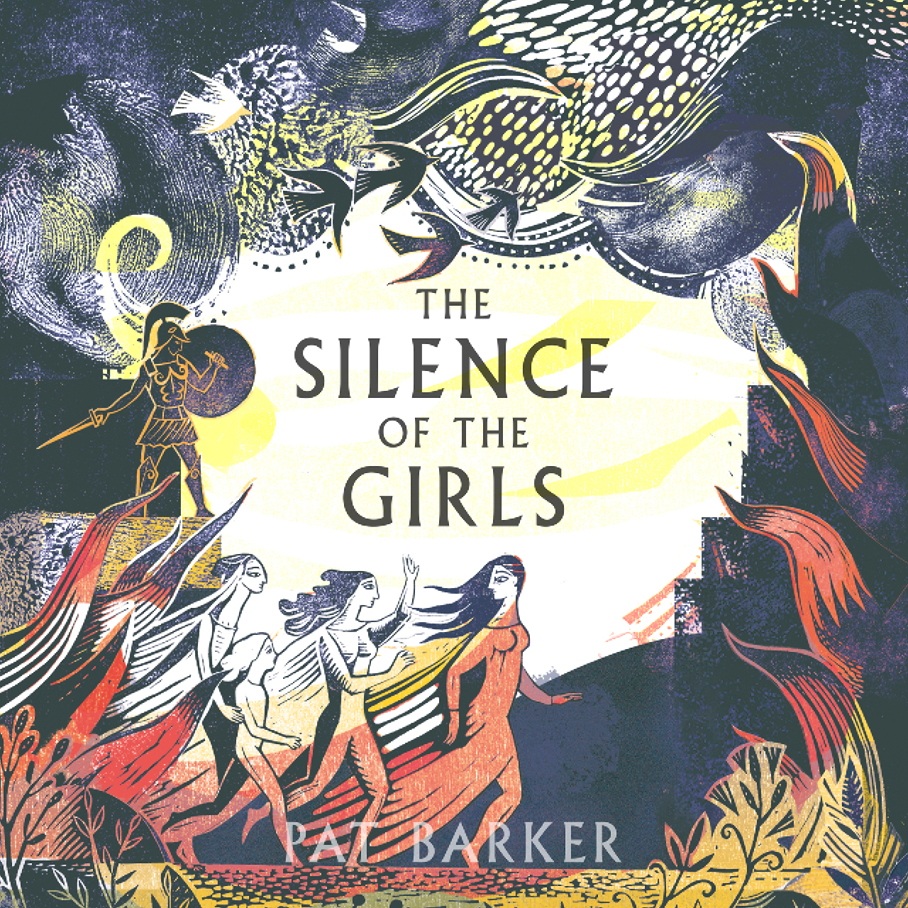 pat barker silence of the girls animation
