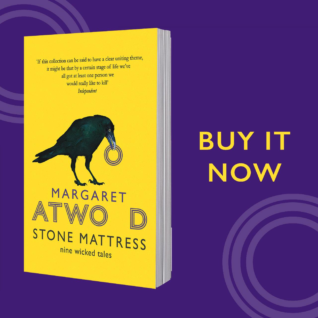 margaret atwwod stone mattress animation