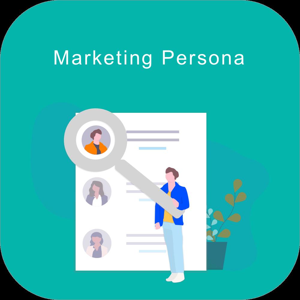 Creer un persona marketing