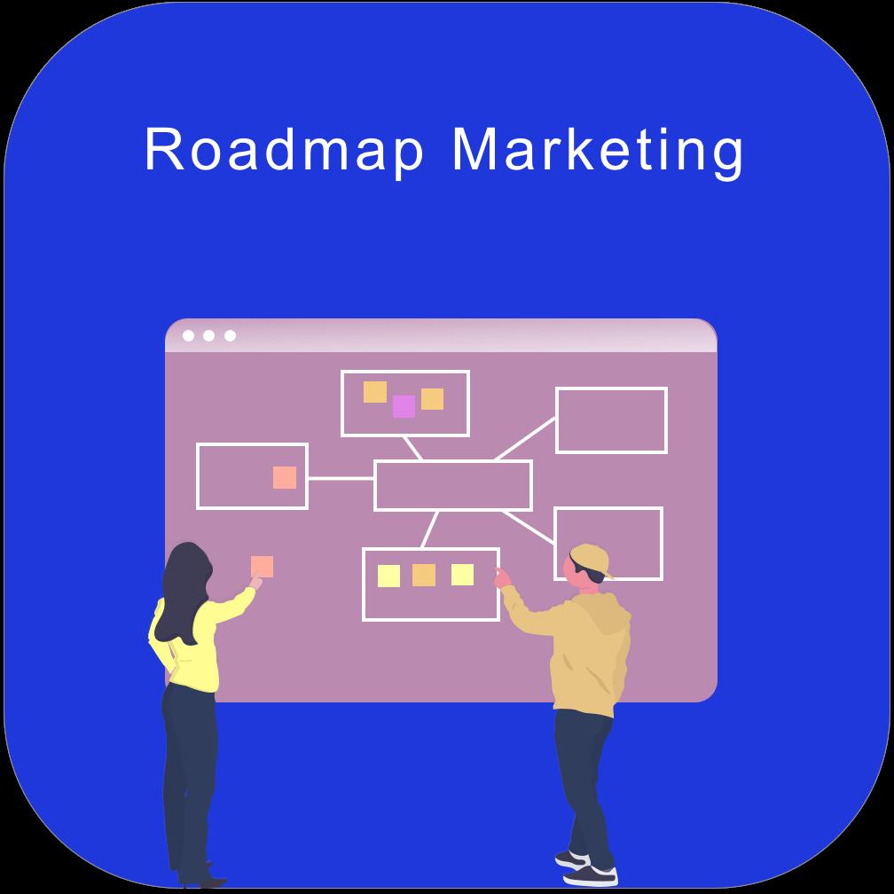 Creer roadmap marketing de contenu