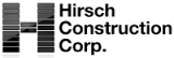 hirsch construction logo