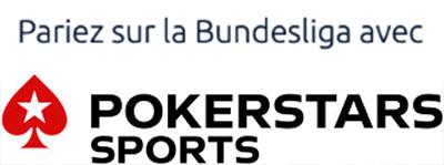 Paris sur la Bundesliga avec PokerStars Sports
