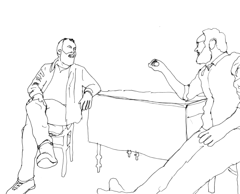 storytime sketch