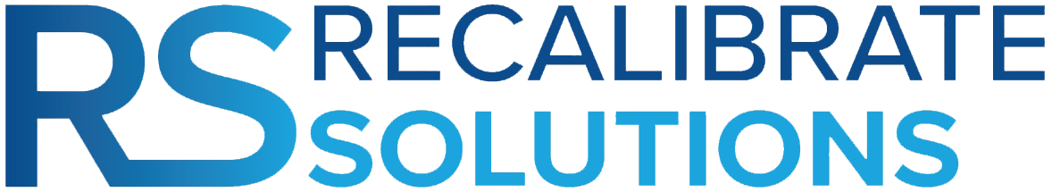 Recalibrate Solutions Logo