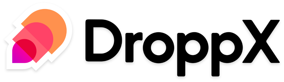 DroppX Logo