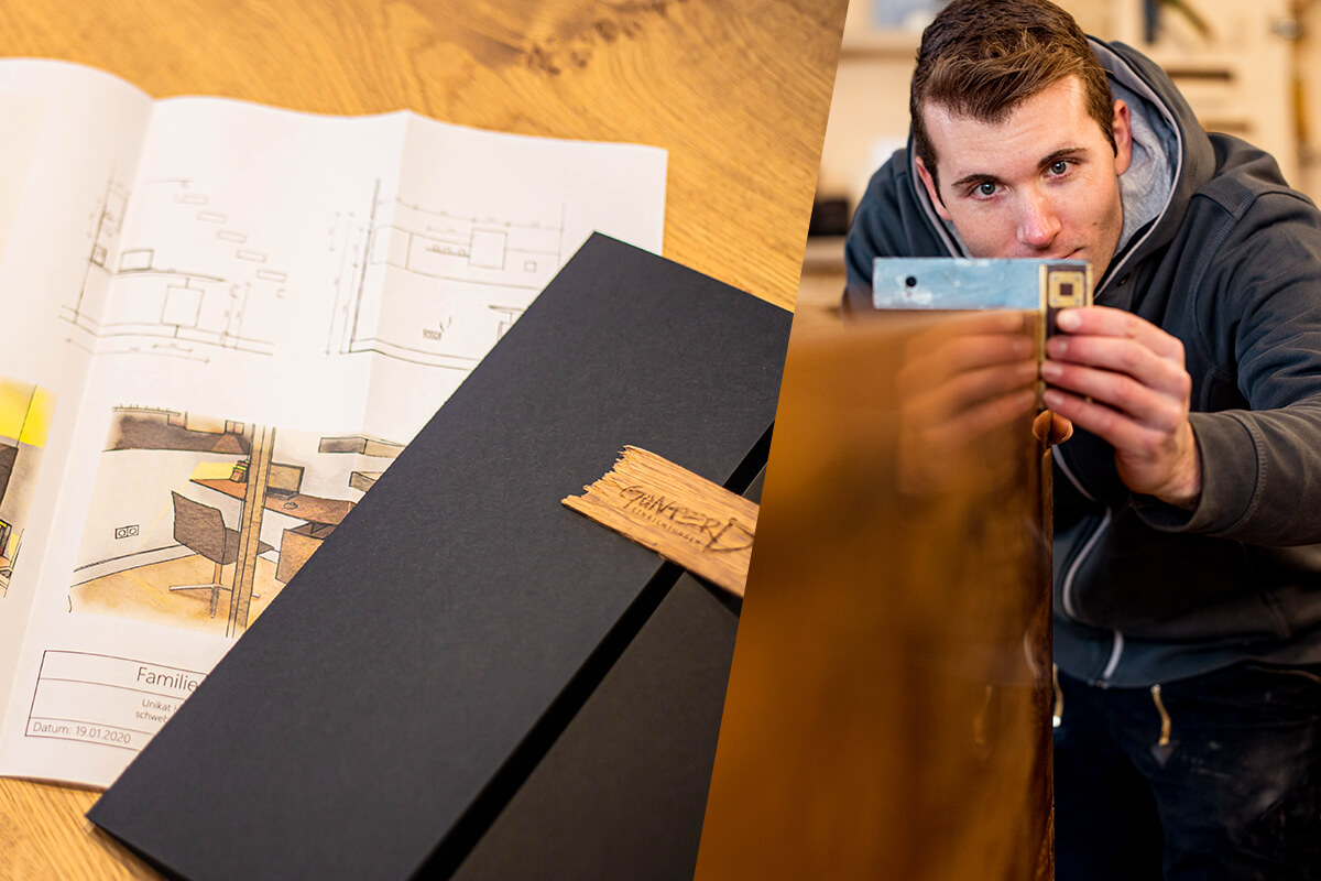 Möbelmanufaktur | Möbel nach Maß | Günter D. | Speyer