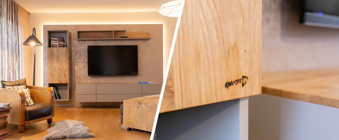 Wohnzimmer Einrichtung | Raumausstatter | Möbelmanufaktur | Speyer