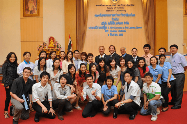 Thailand Lecture