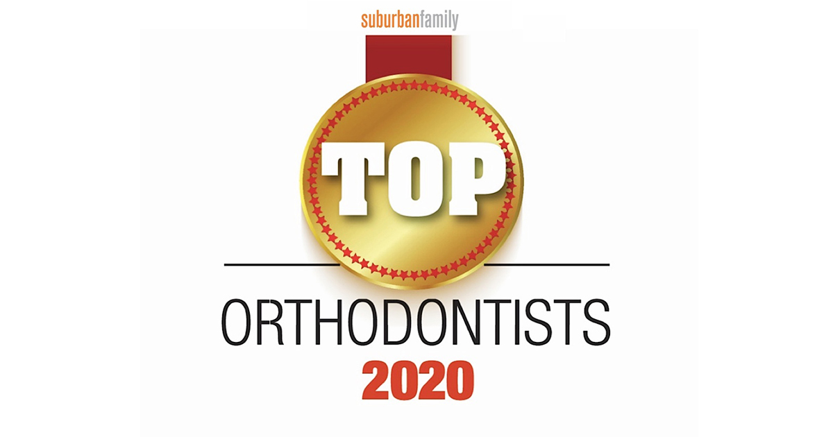 TenBrook Awarded 2020 Top Orthodontists!
