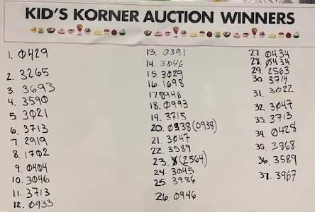 children's auction basket winners