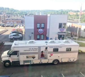 mobile dentistry unit