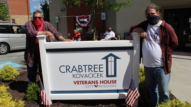 2nd Annivesrary Crabtree-Kovacicek Veterans House