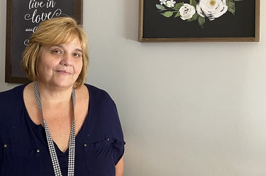 Sherry Rorison, Manager of Women with Children Services