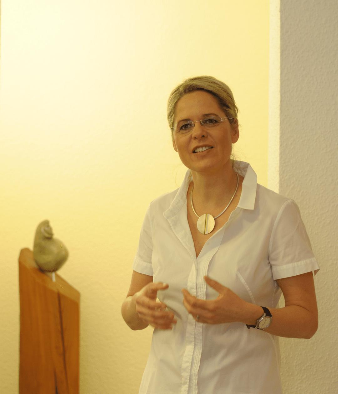 Dr. Regina Nenninger Münster Psychotherapie Schmerztherapie Coaching