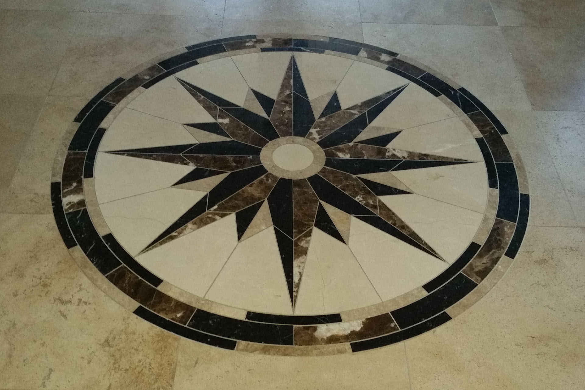 View Mosaic Tile Installation