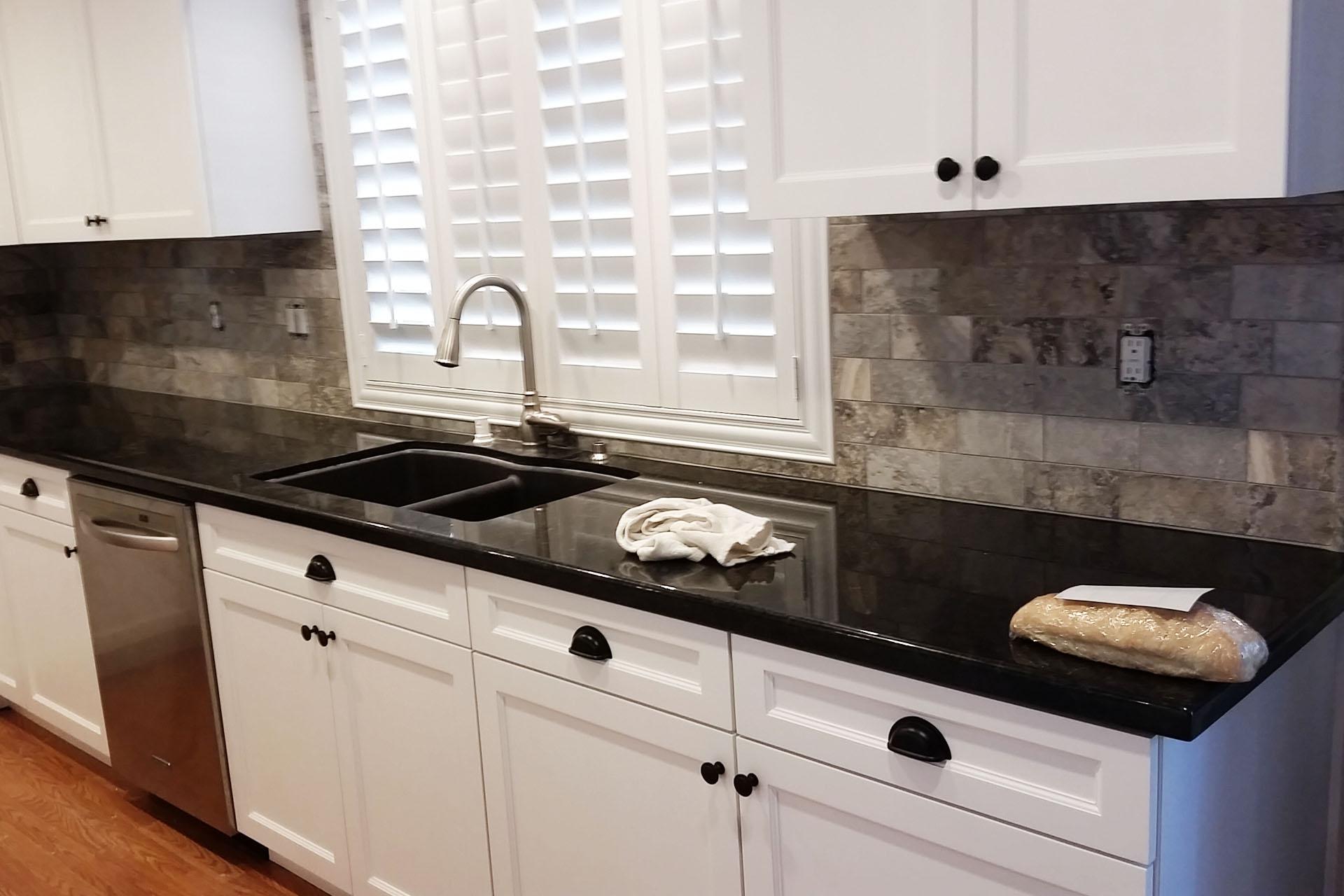 View Stone Kitchen Backsplash