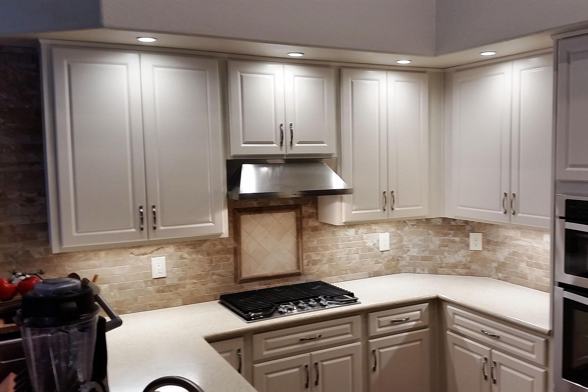 View Kitchen Backsplash Installation