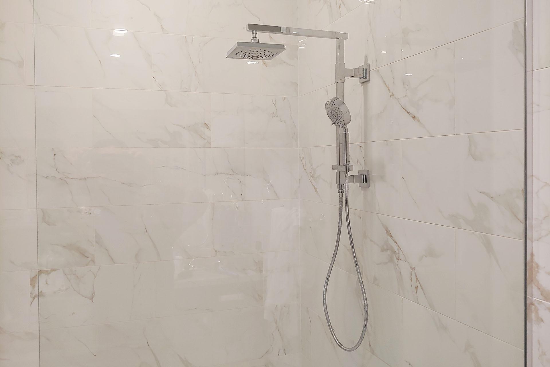 View Shower Head Installation
