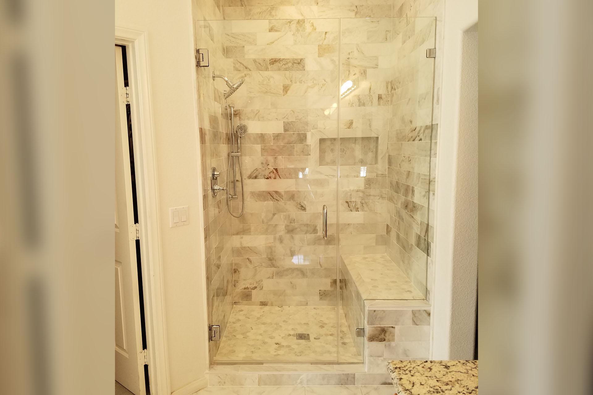 View Shower Tile Installation & Renovation