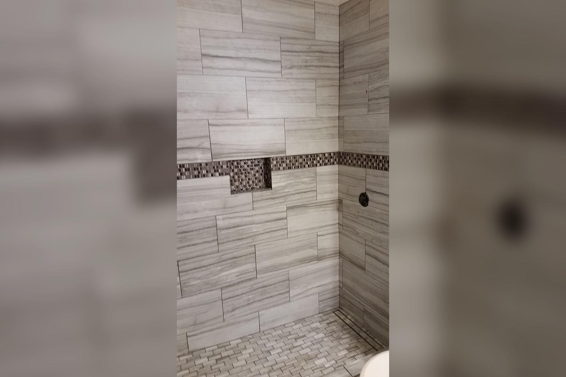 View Shower Renovation Photos