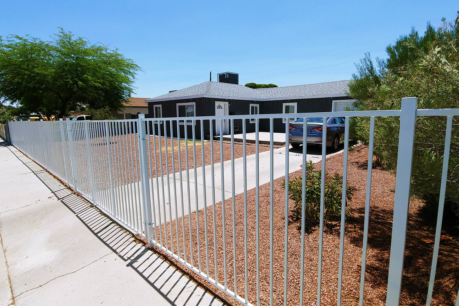 View Fencing & Gate Installation Photos