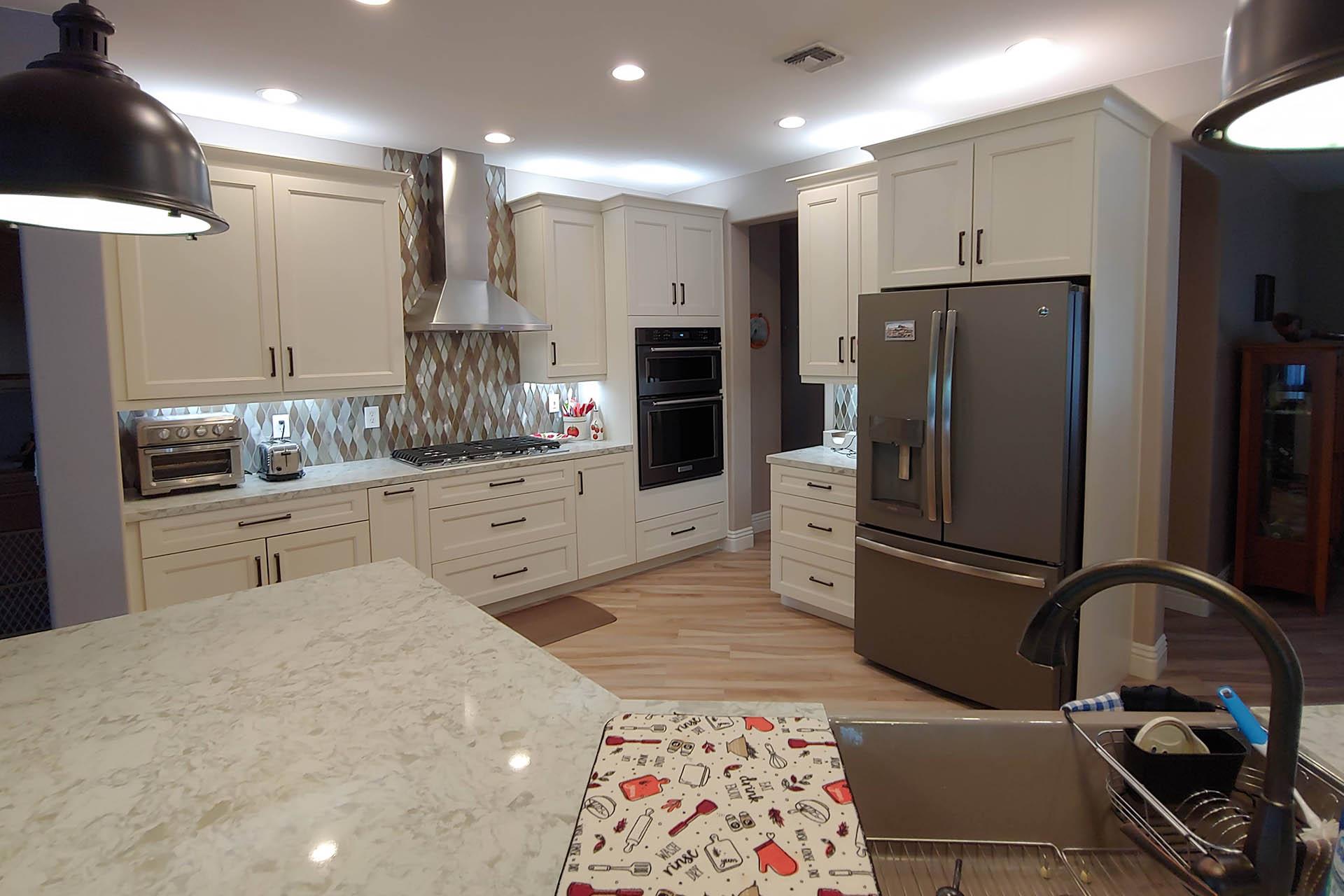 View Kitchen Renovation