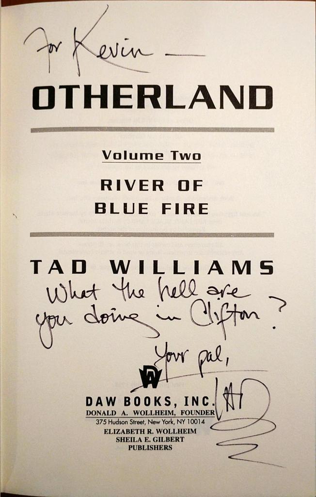 Otherland signed
