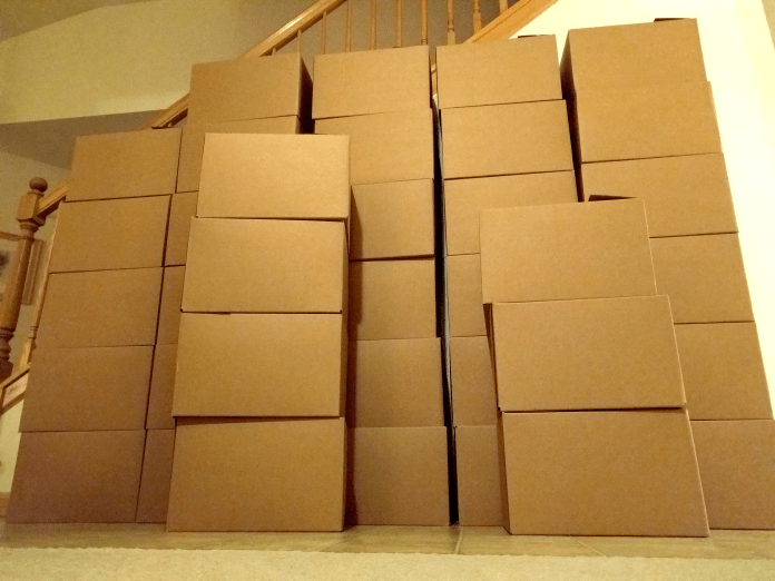 Boxed Books