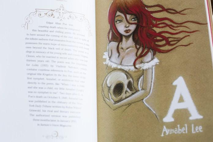 ABC of Poe - Annabel Lee