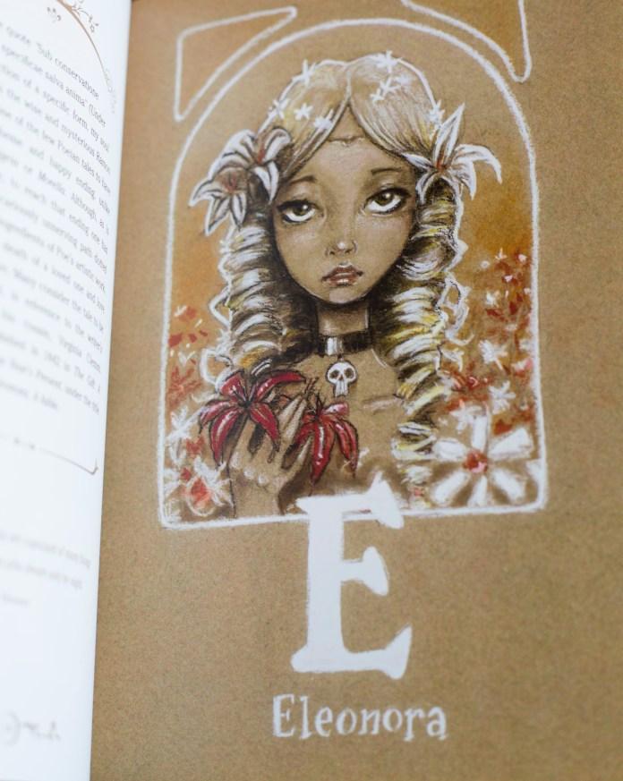 ABC of Poe - Eleanora