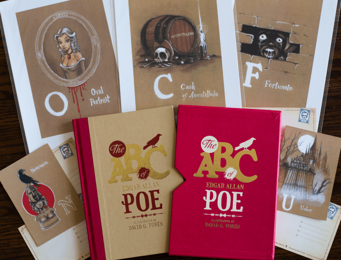 ABC of Poe stuff