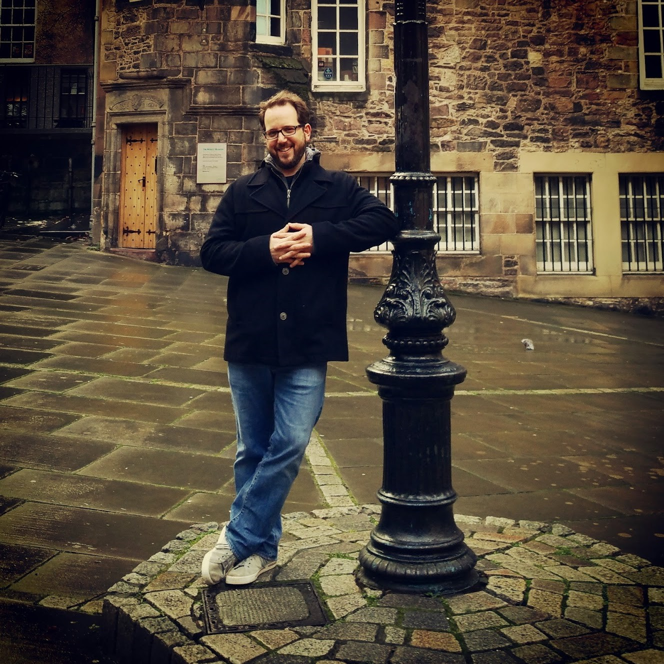 Kevin Koperski - Writer's Museum Edinburgh