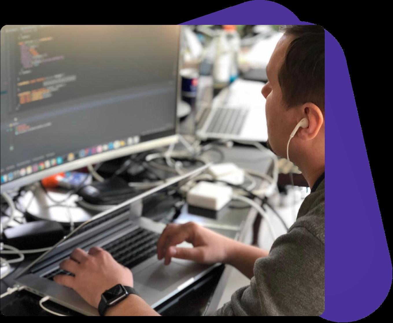 8base front-end developer building front-end application