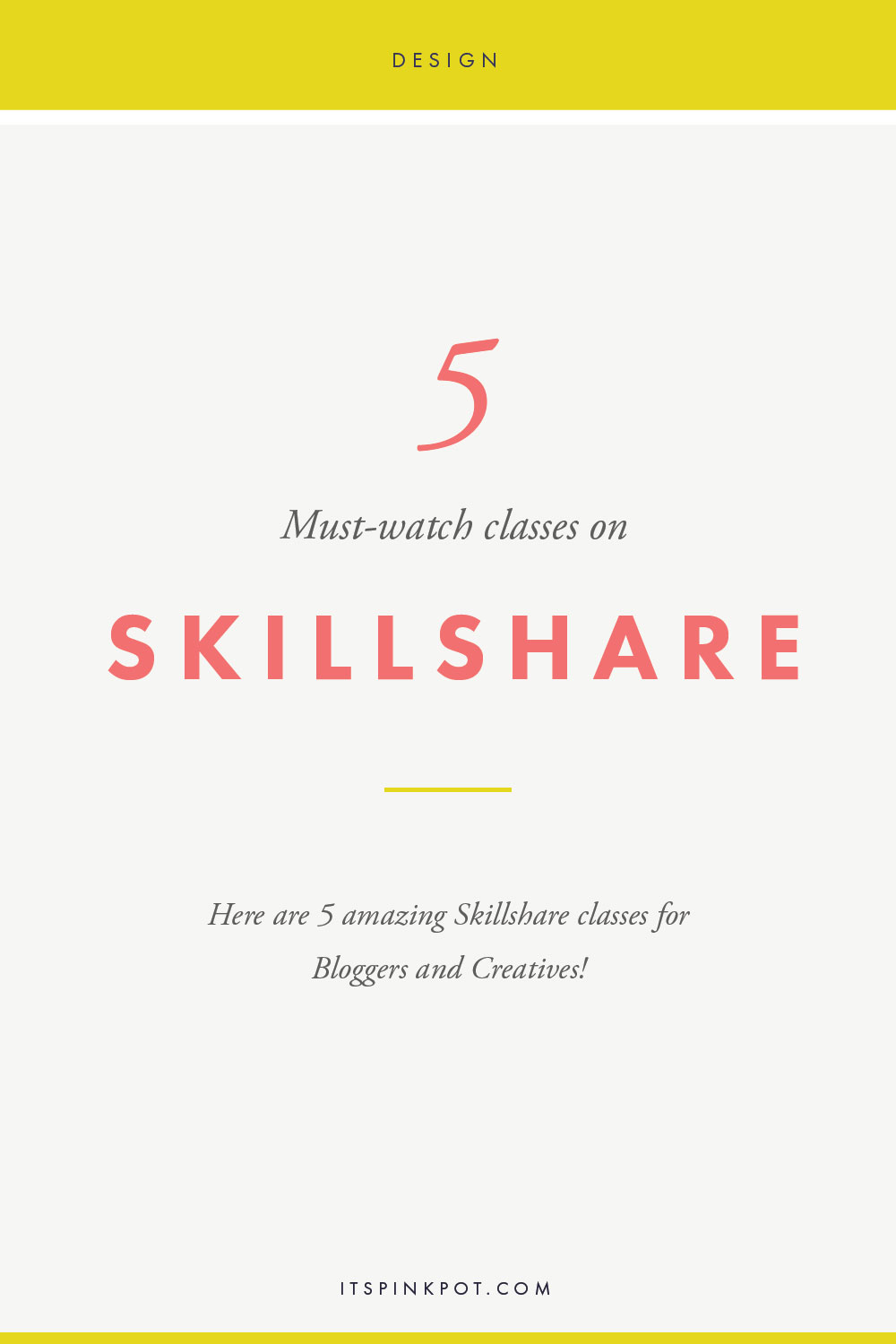 Taking classes on Skillshare has not only been rejuvenating but has also helped me hone my skills and better my art. I have taken multiple classes during this past year and here are the 5 Skillshare classes that I absolutely loved and would recommend for you. Click to read more!