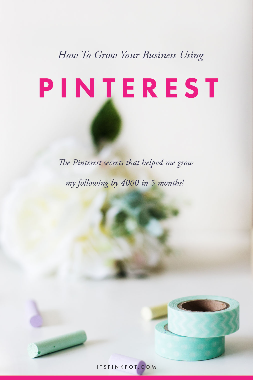 Here are my top Pinterest strategy that helped me double my freelance income, 6x'ed my blgo traffic and grew my Pinterest following by 4000 in less than 5 months! Click to read full post!