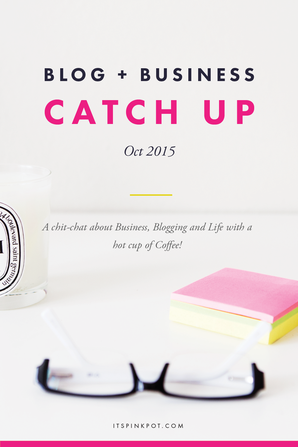 A chit chat about business, blogging and journey of a freelancer. I share with you the lessons I ve learnt, my experiences so far and take you behind the scenes of Pinkpot!