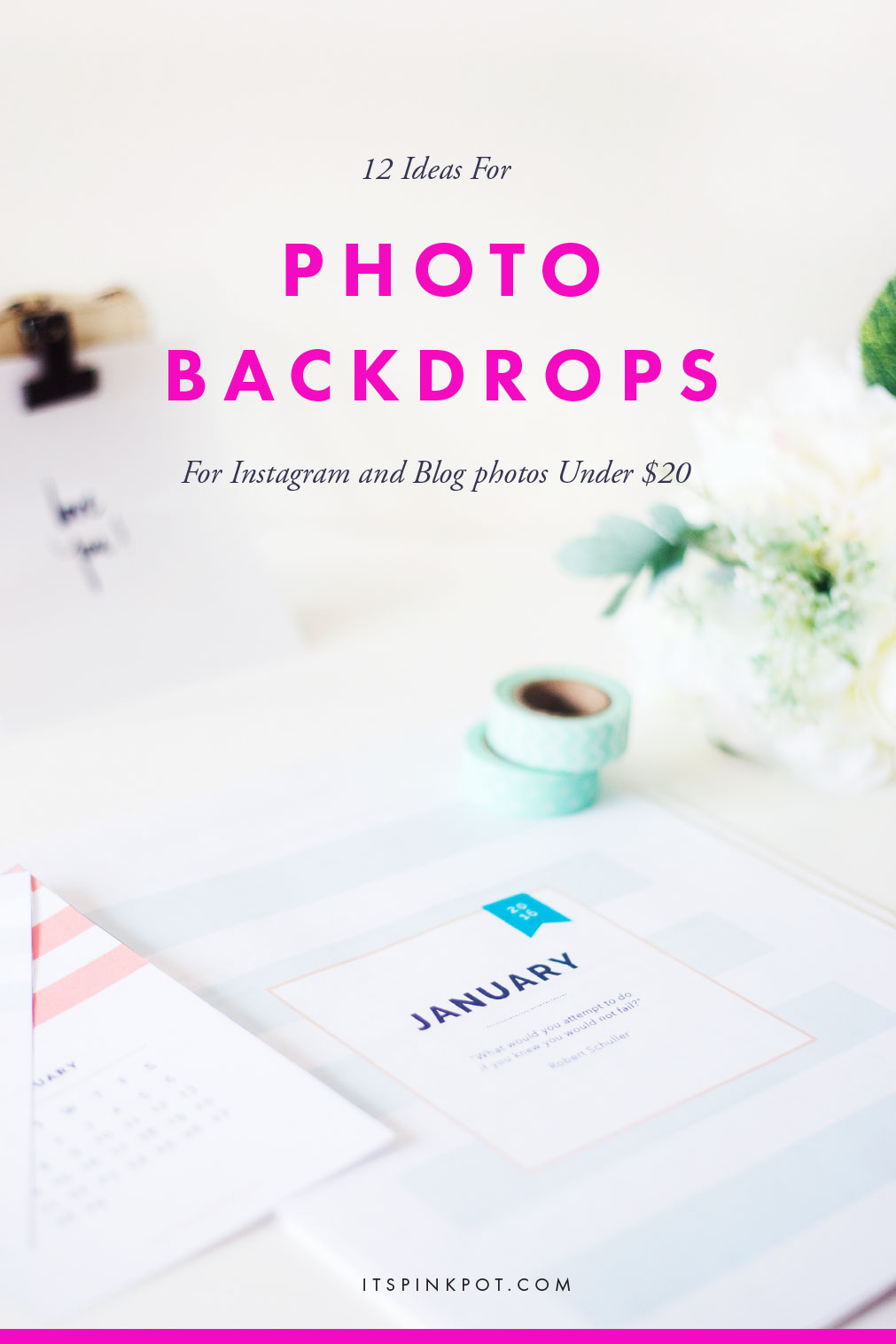 Pinkpot Studio Shopify Web Design Product Photography