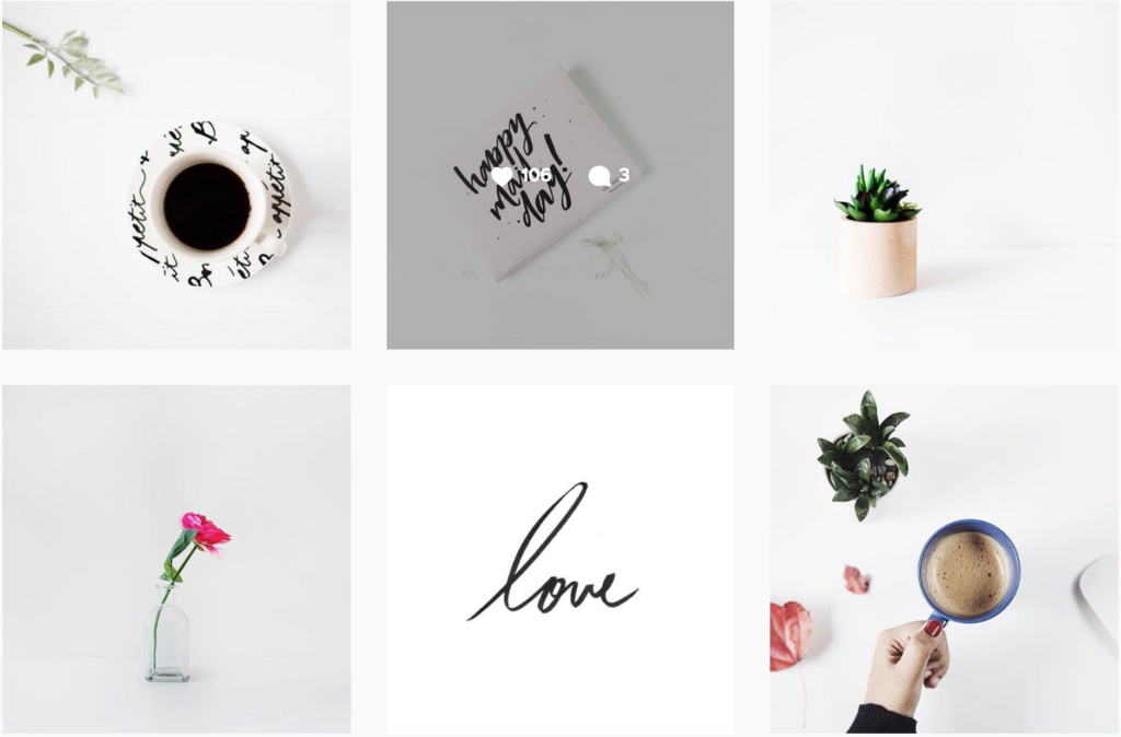 Creating a cohesive Instagram feed is THE topic right now. If you want to create a visually effective as well as beautiful Instagram feed , I have you covered in this post. Plus there is a FREE Instagram style guide for you as well. Click here to read and download :)